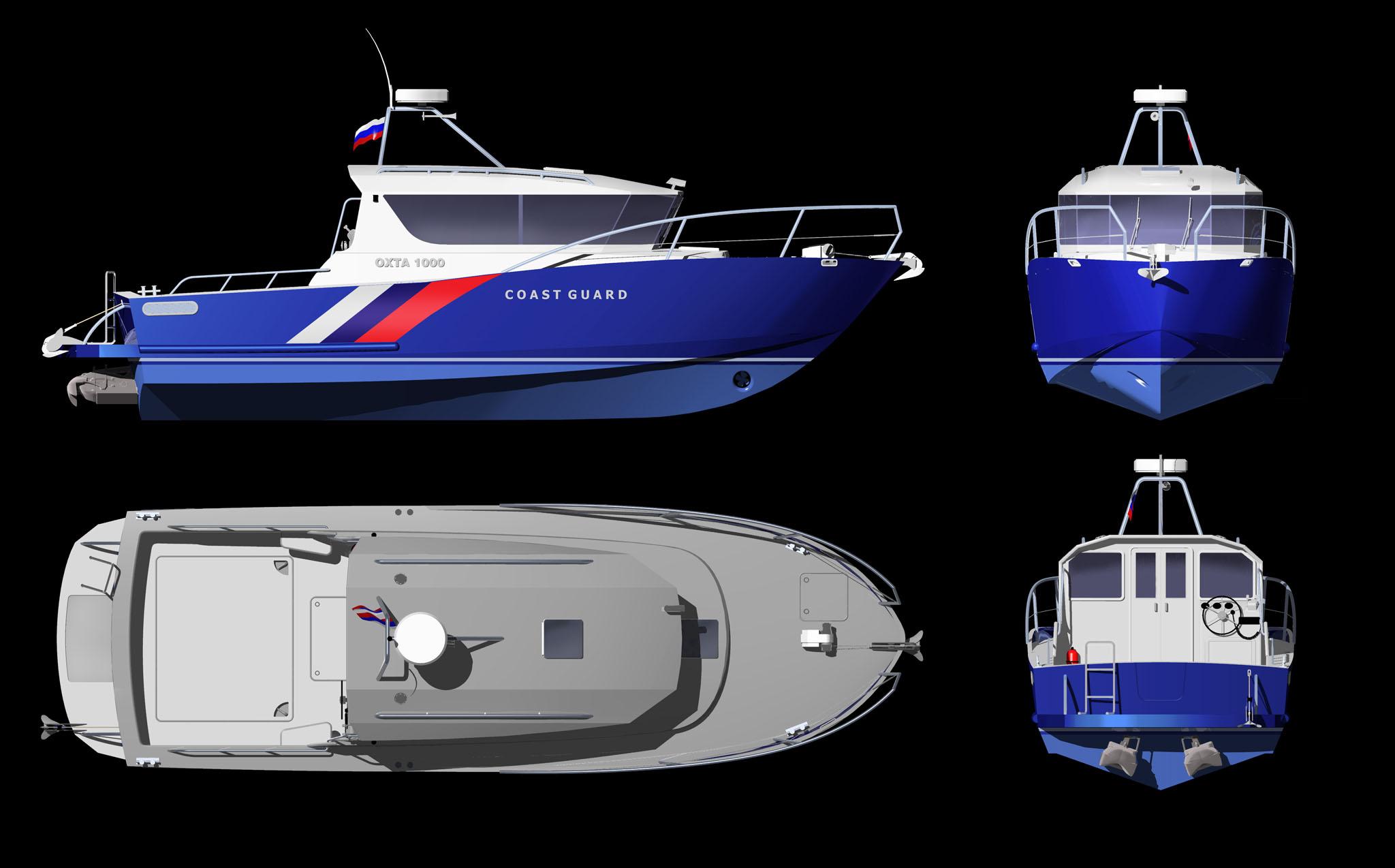 проект лодок скоростных